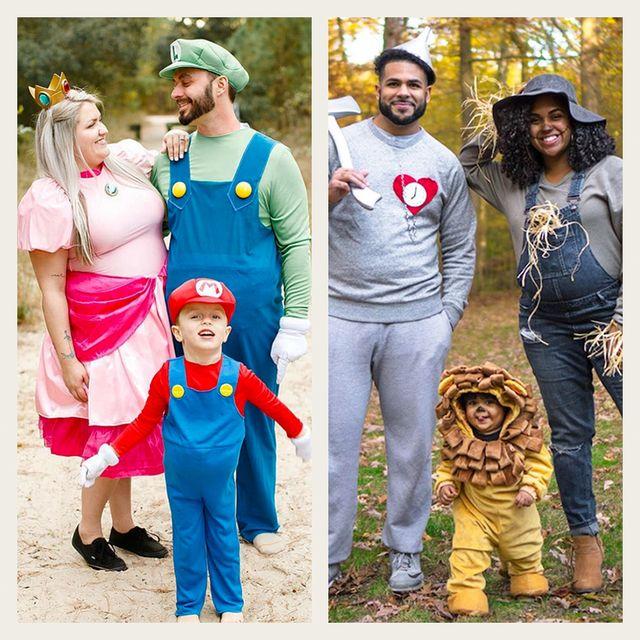 trio halloween costumes