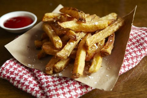How to cook the perfect chips