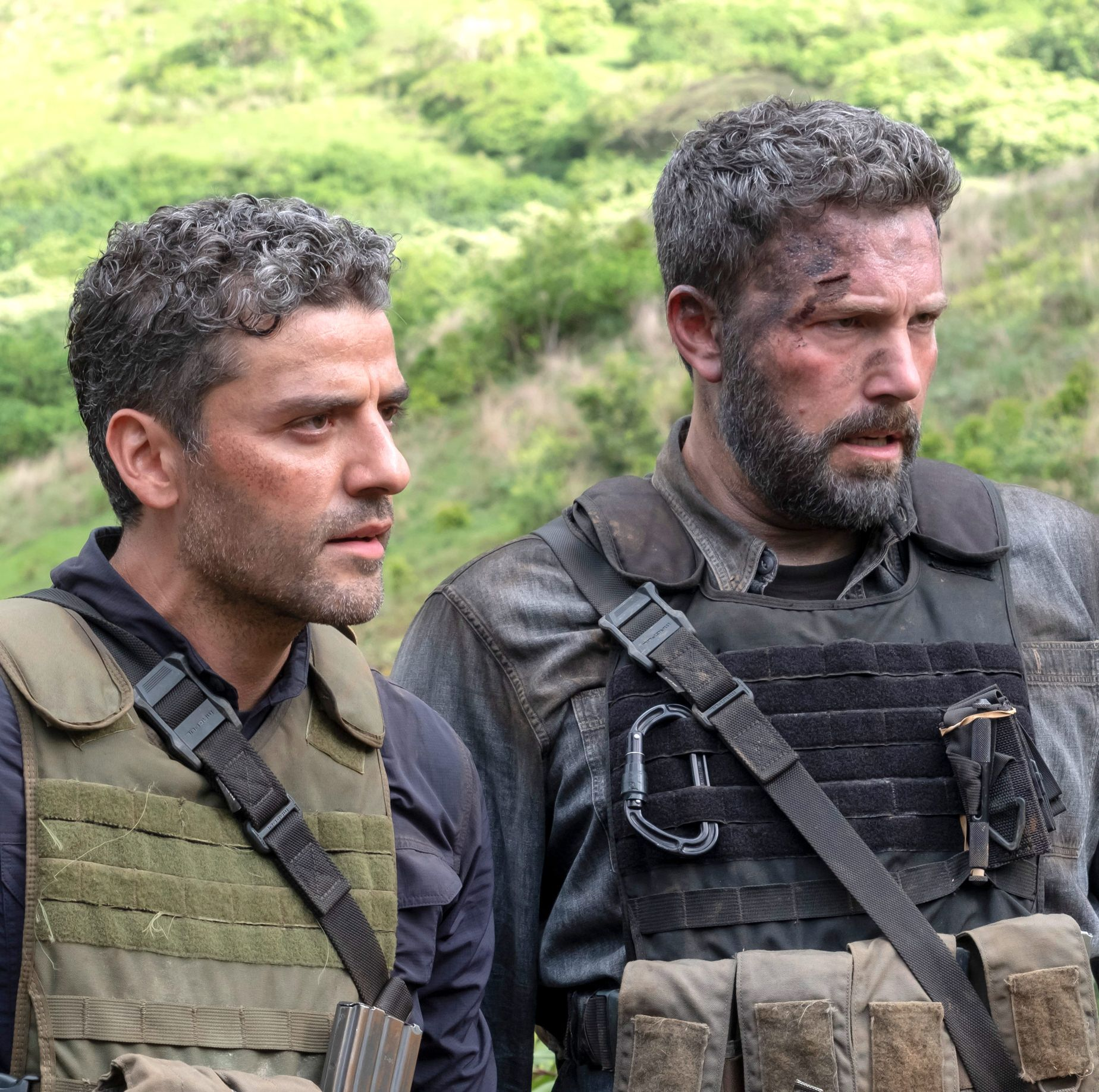 Ben Affleck actually came up with that shock twist in Netflix's Triple Frontier