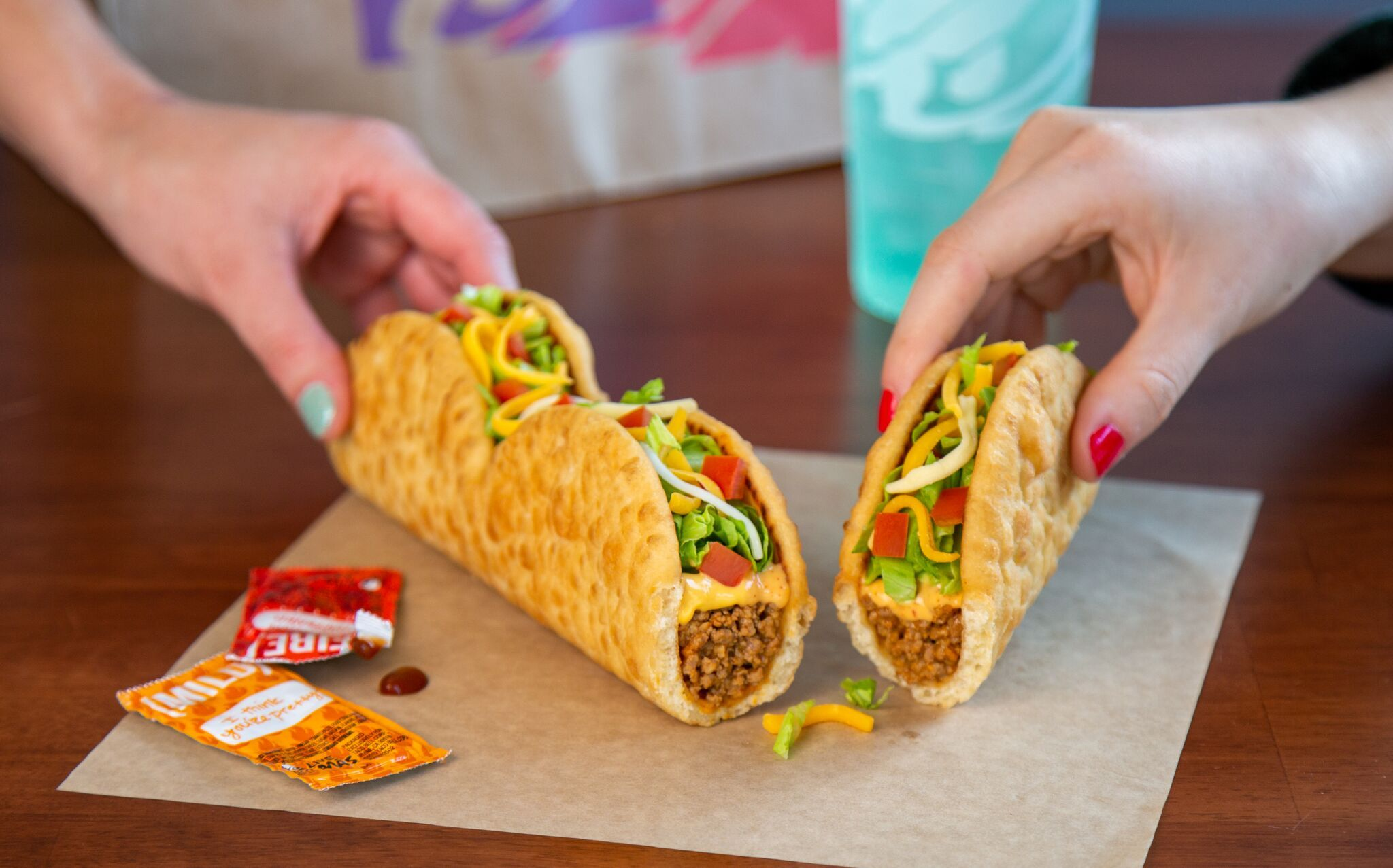 Taco Bell Is Testing A  Triplelupa  - Taco Bell Test Items February 2019 8c347c8599b60