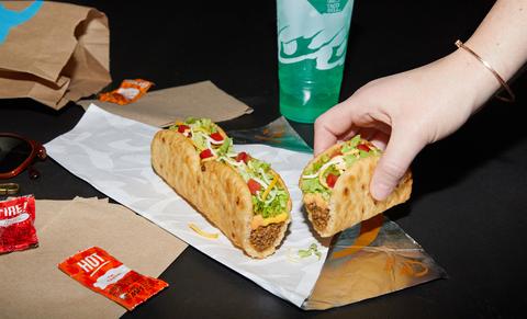 Food, Dish, Cuisine, Burrito, Fast food, Ingredient, Mission burrito, Sandwich wrap, Taco, Junk food,