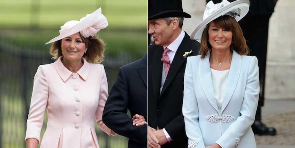 Wedding Gifts For Kate Middleton : Pippa Middleton and Kate Middleton Wedding Similarities