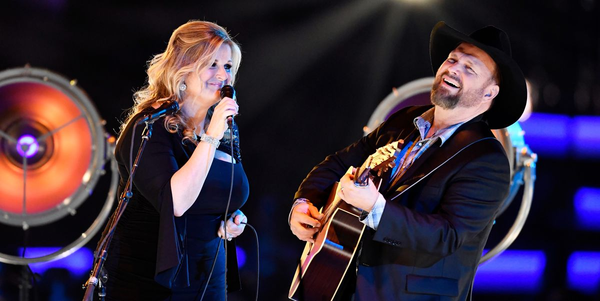 PSA: Garth Brooks And Trisha Yearwood Are Performing *Another* Live Concert Together