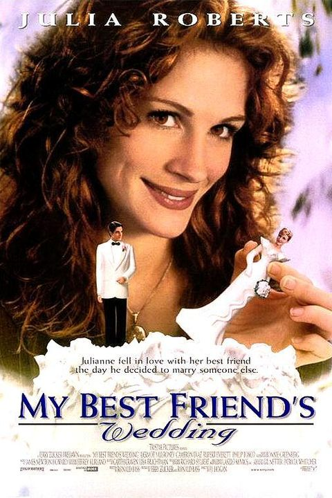 my best friend's wedding chick flick