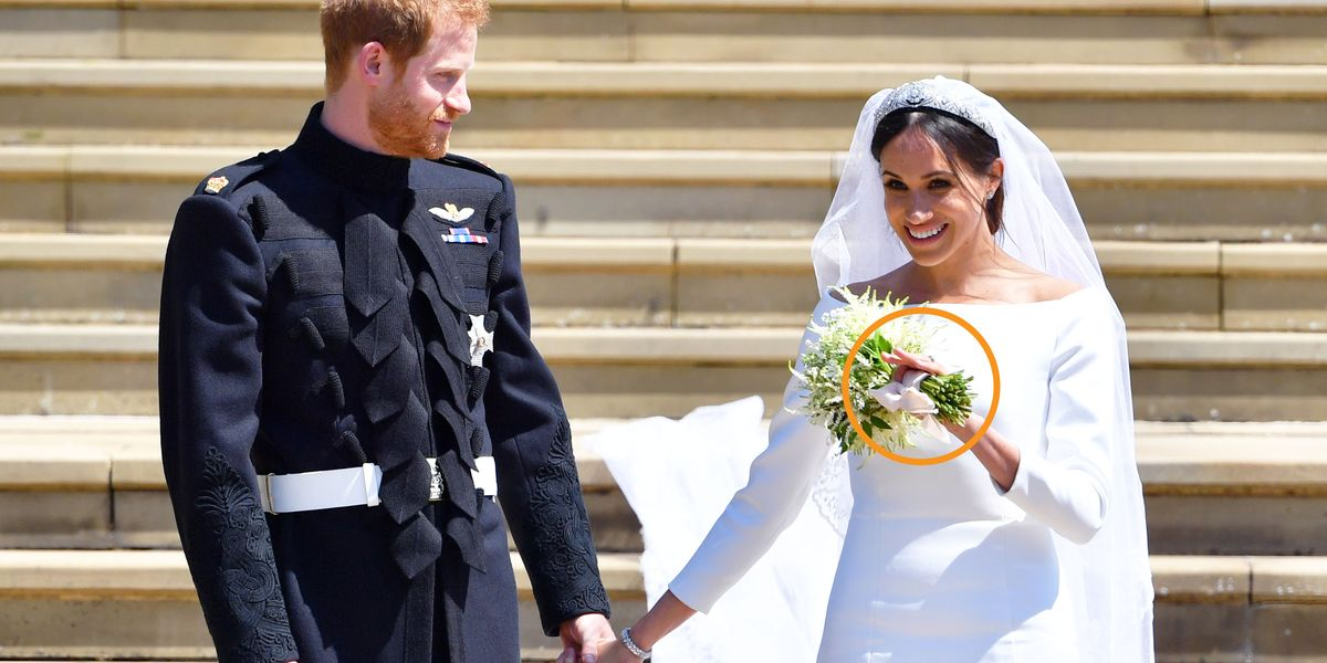 21 Things You Definitely Didn't Notice While Watching the Royal Wedding