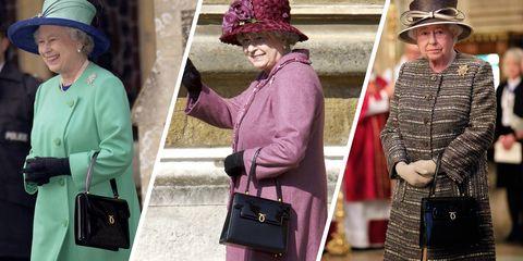 5e85b715937e Queen Elizabeth s Favorite Handbag Brand is Launer - The Queen s Best  Accessory