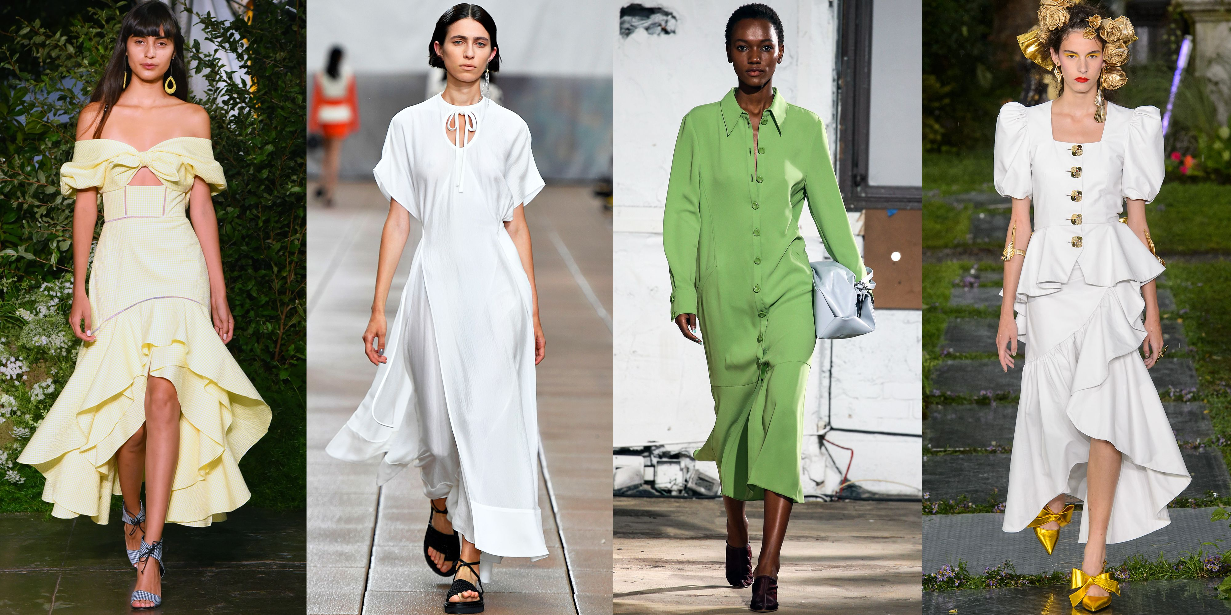 Spring 2019 Fashion Trends Spring Clothing Styles To Watch Out For
