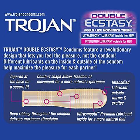 trojan g condoms reviews