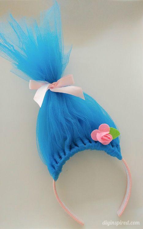 troll headband