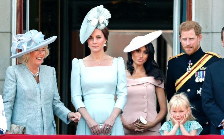 trooping-the-colour-meghan-markle-kate-middleton