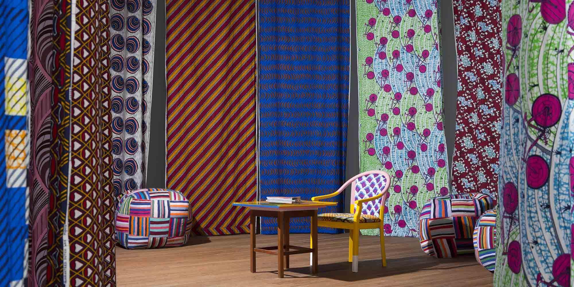 Tropenmuseum design- en interieurevents oktober