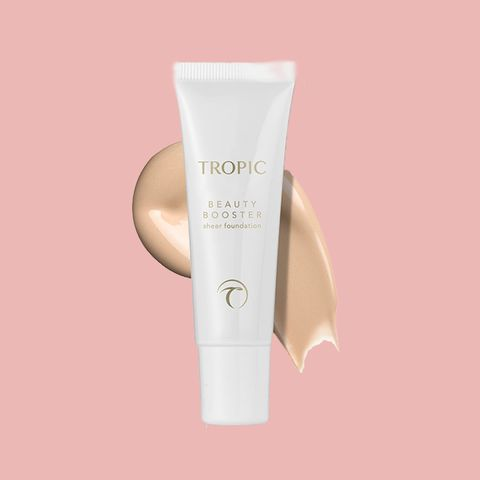 Tropic Beauty Booster Sheer Foundation