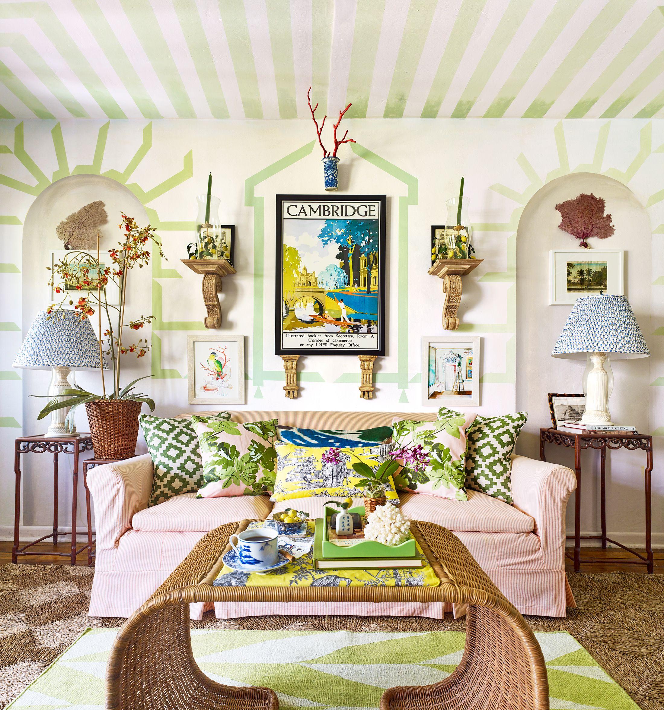 The 10 Prettiest Tropical Colors Best Tropical Paint Colors
