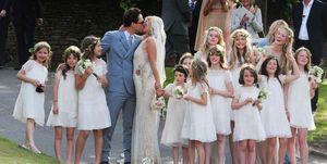 Bruiloft plannen feest