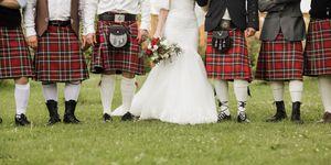 Bruiloftstradities buitenland