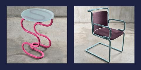 troy smith designs rebar collection