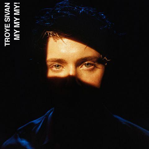 Face, Head, Portrait, Chin, Forehead, Nose, Facial hair, Human, Eye, Album cover,
