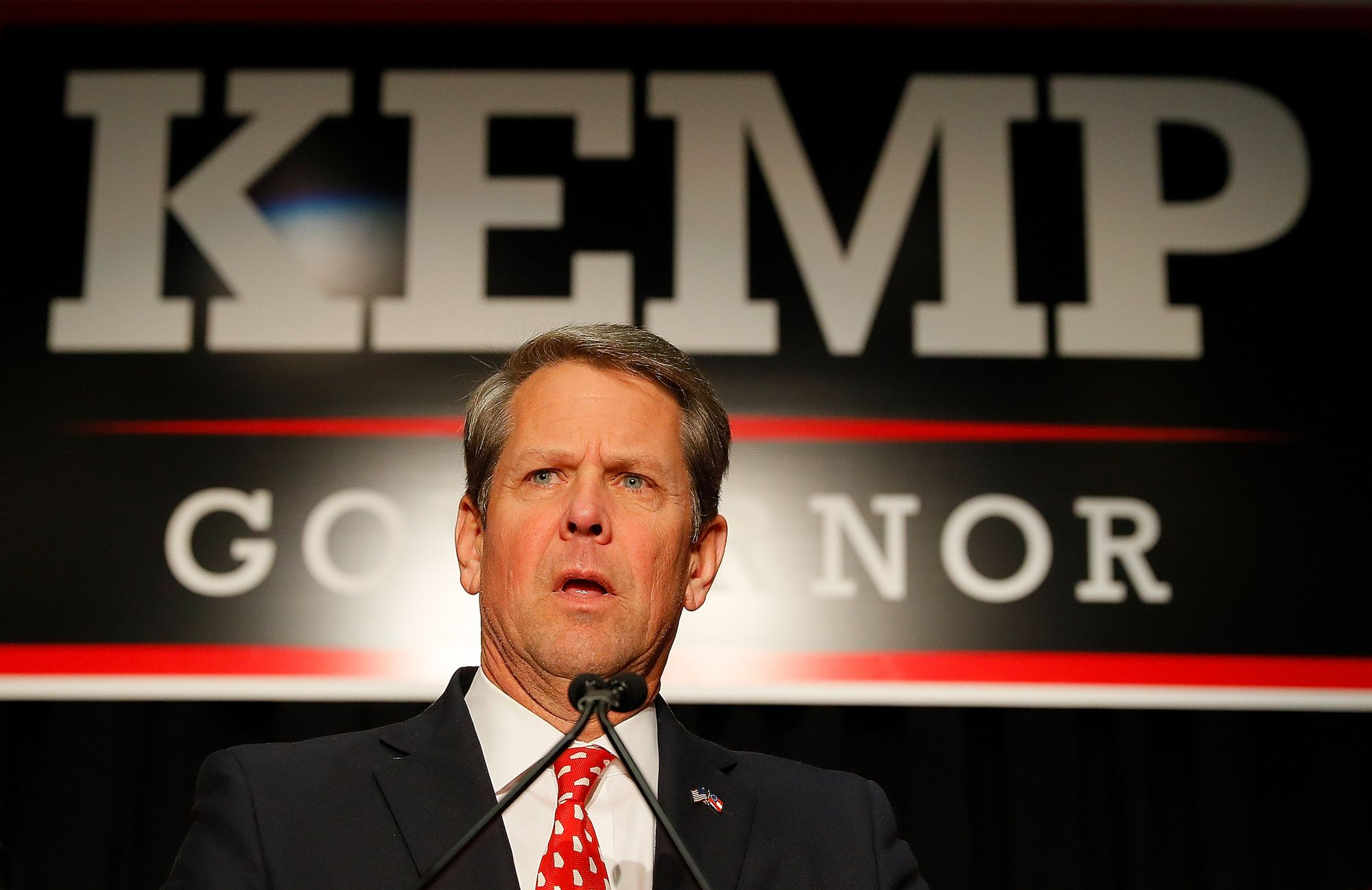 Brian Kemp Is What You Get When Allegiance to Trump Is All That Matters