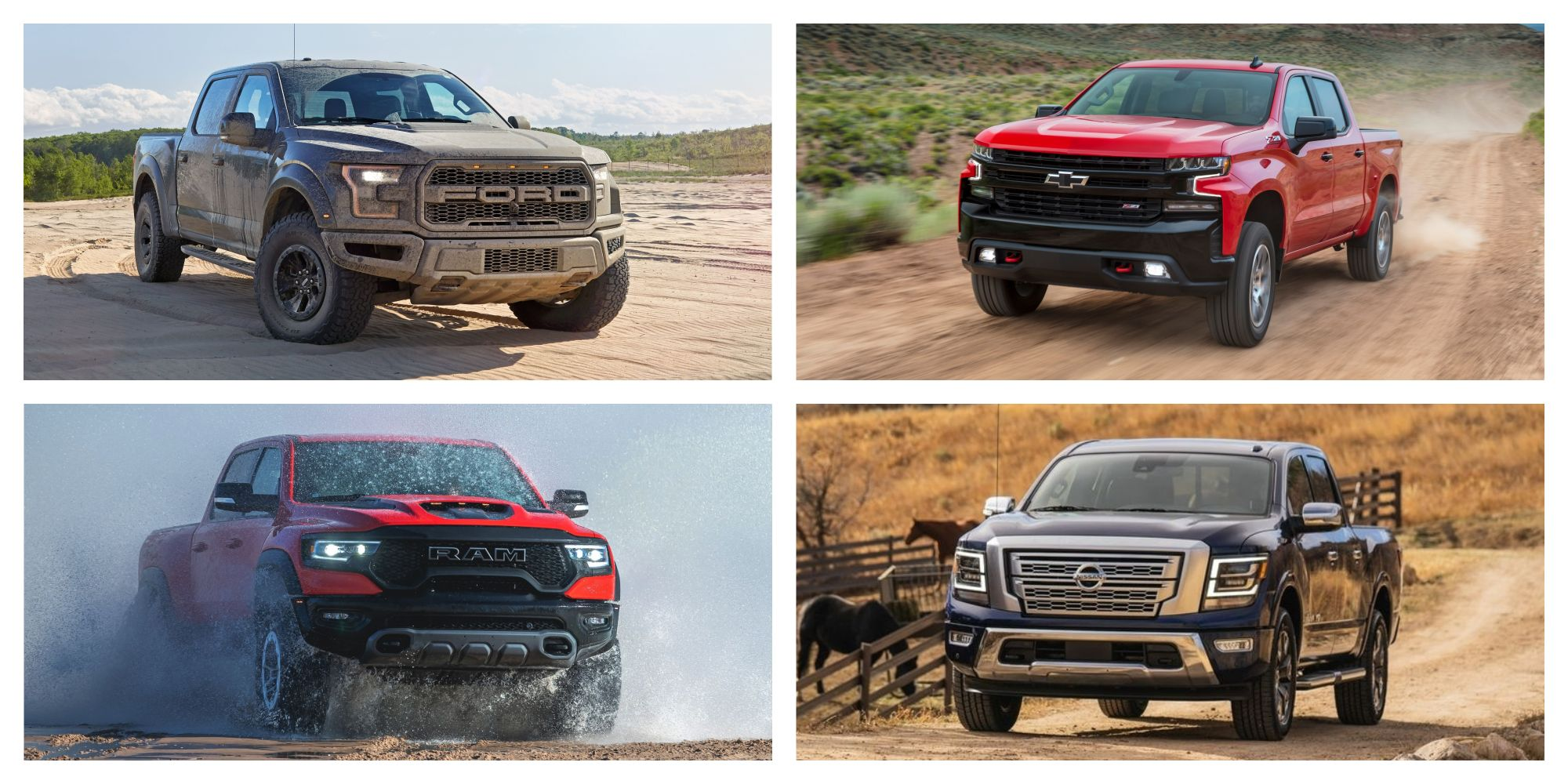 9 Trucks With The Worst Fuel Economy