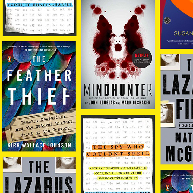 20 Best True Crime Books That'll Make You Want to Sleep With the Lights On