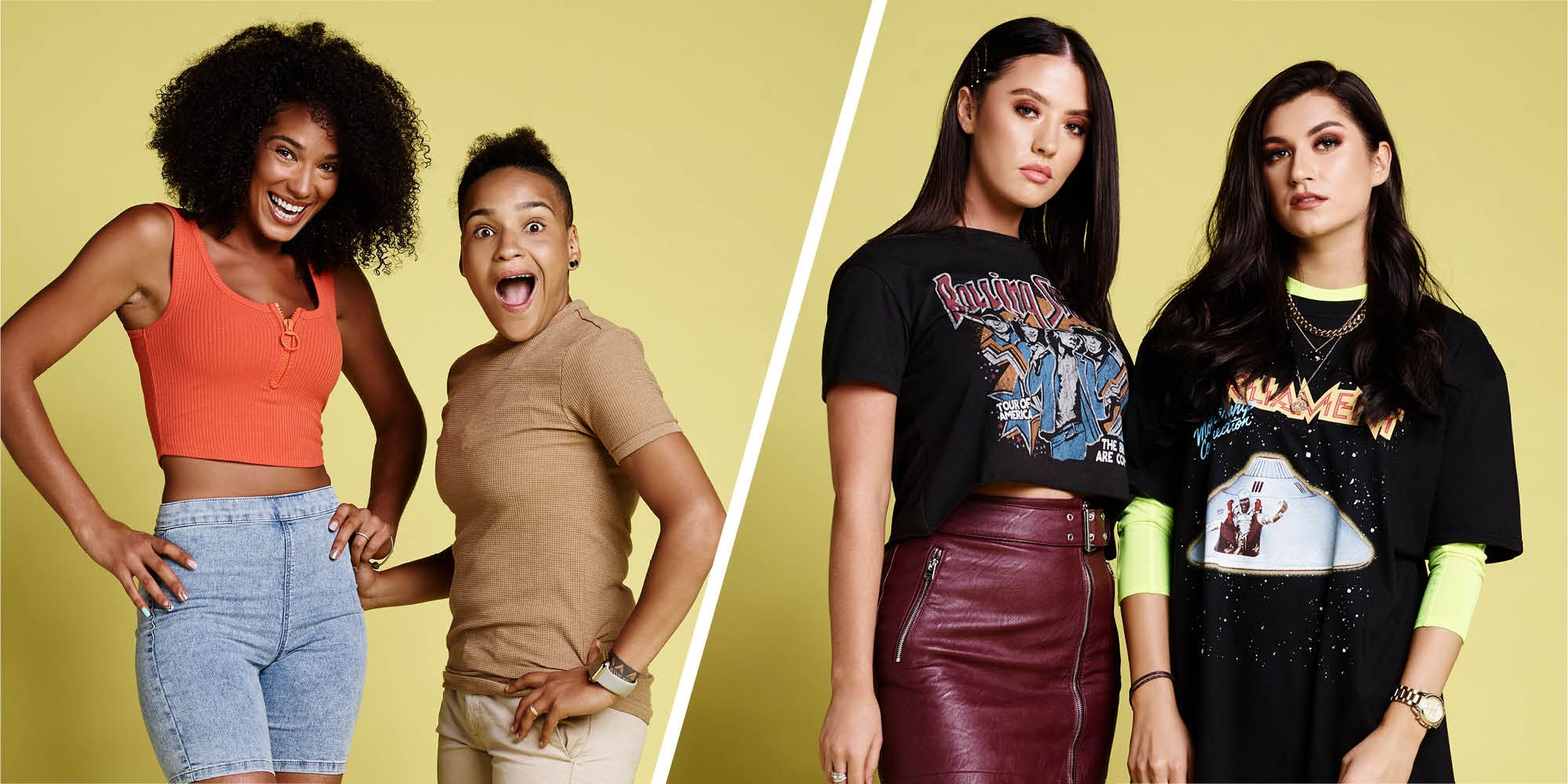 Meet the new (very queer) cast of MTV's True Love or True Lies