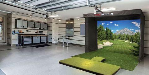 Building, Interior design, Room, Ceiling, Floor, Architecture, Design, Flooring, Office, House,