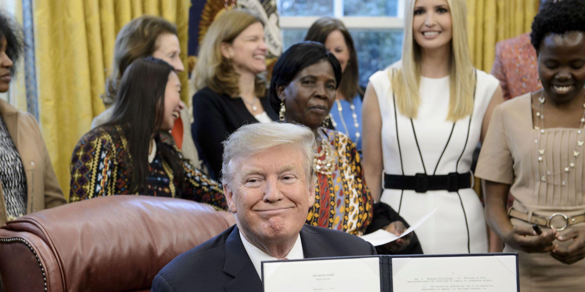 US-POLITICS-WOMEN-GLOBAL DEVELOPMENT