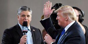 President Trump Holds MAGA Rally In Las Vegas