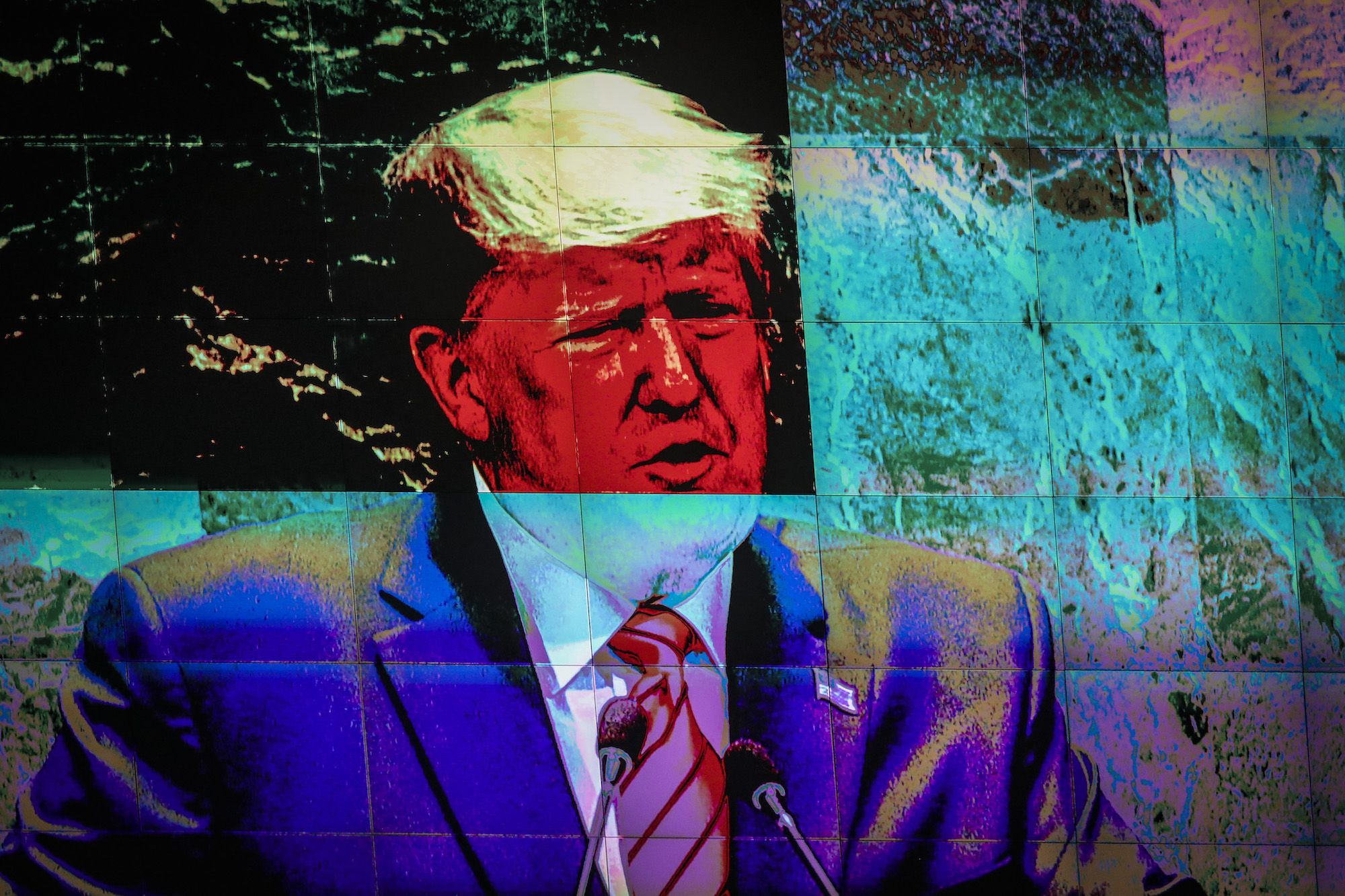 Trump's UN Speech Was a Glimpse of How He Views the World. It Was, Of Course, Insane.