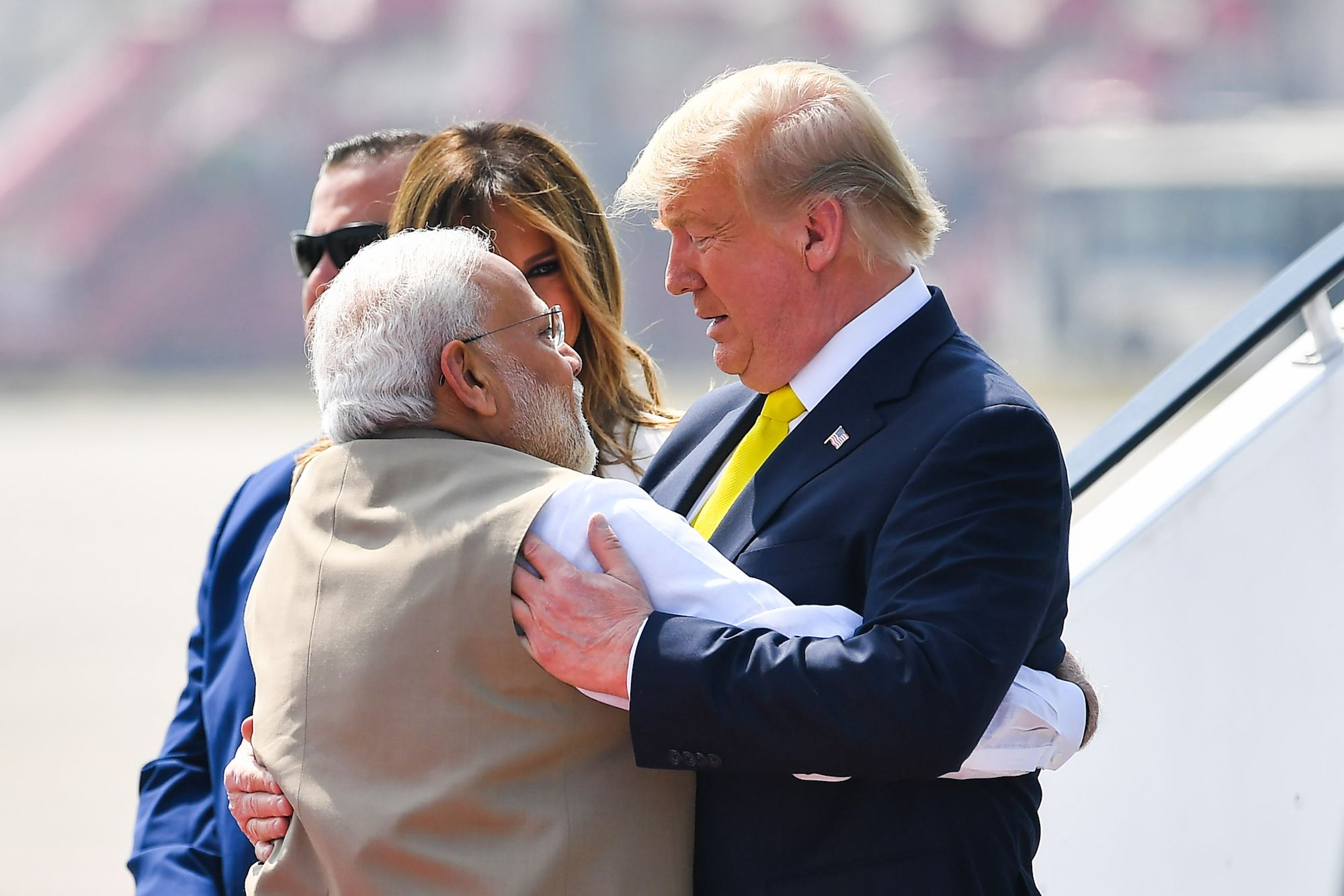 Donald Trump's India Visit Is a Showcase of Where Nationalism Leads