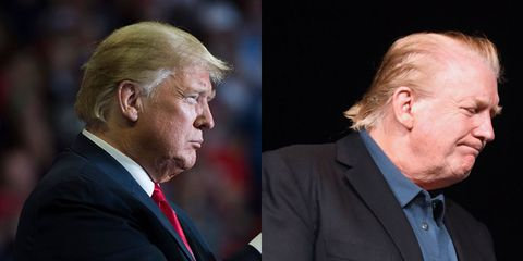 What Exactly Is Going On With Trump S New Hairstyle