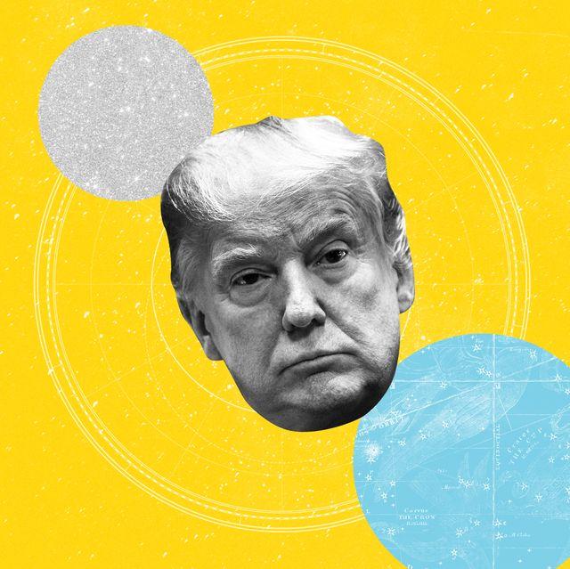Trump vedic astrology chart predictions