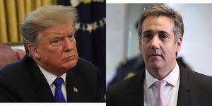 ドナルド・トランプ トランプ大統領 米国 トランプ政権 写真検索結果 Donald Trump Michael Cohen latest news