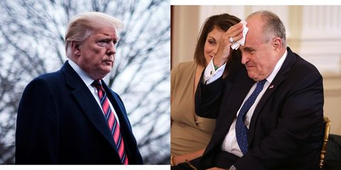 Every Time Rudy Giuliani Has Made Things Much, Much Worse For Donald Trump
