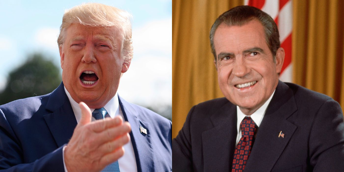 If You Had 'Nixon Got a Raw Deal' on Your Bullshit Legal Arguments Bingo Card, Congratulations