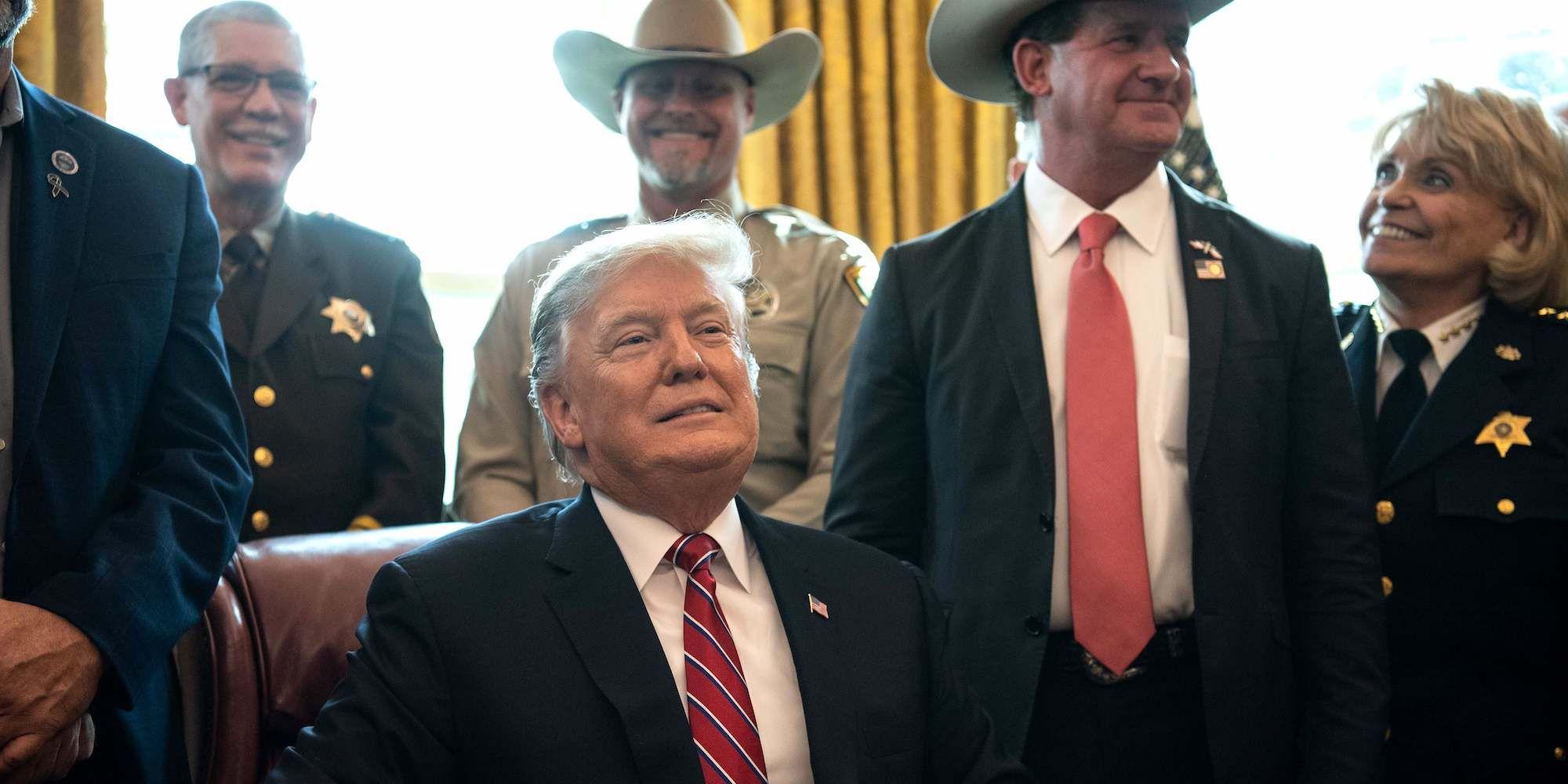 US-POLITICS-BORDER-SECURITY-TRUMP