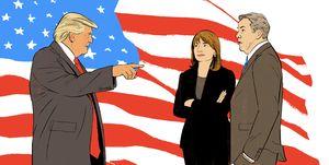 Trump and AutoExecutives