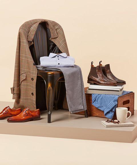 Furniture, Room, Footwear, Textile, Table, Linens, Shoe, Beige, Interior design,