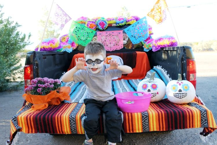 40 Trunk,or,Treat Ideas , Halloween Inspiration for Trucks