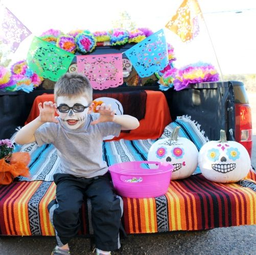 40 Trunk Or Treat Ideas Halloween Inspiration For Trucks