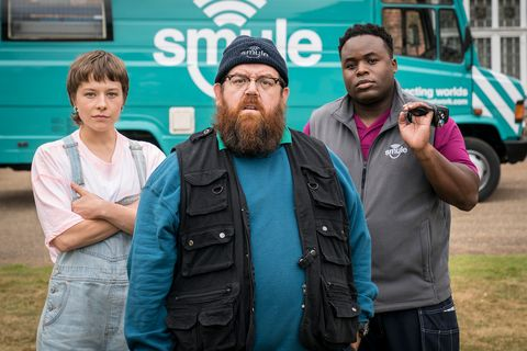 truth seekers season 2 amazon prime