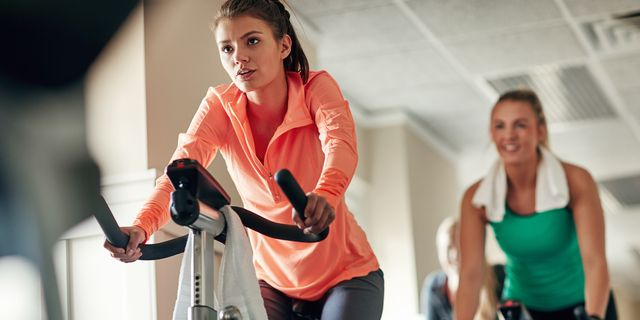 try exercising for a killer cardio workout