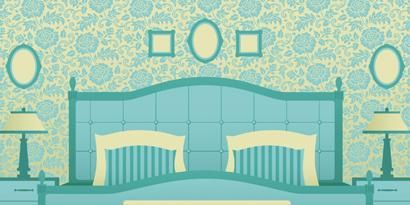 Green, Blue, Room, Turquoise, Wall, Interior design, Teal, Aqua, Line, Azure,