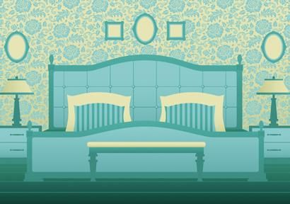 10 Tricks For A Sexier Bedroom