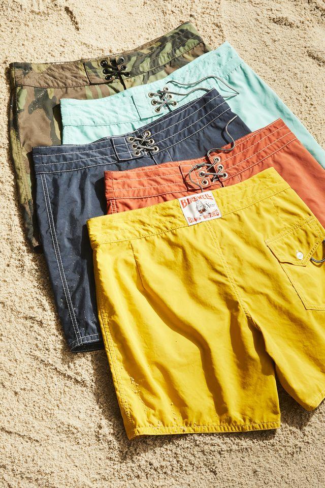 todd snyder birdwell board shorts