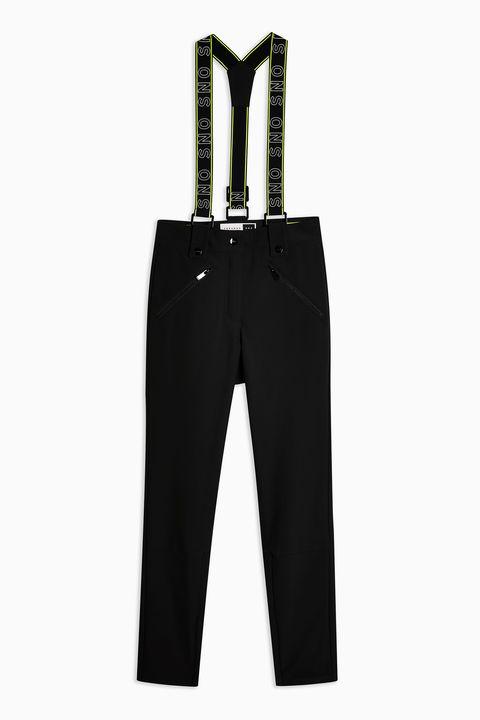 Topshop SNO Black SkiTrousers