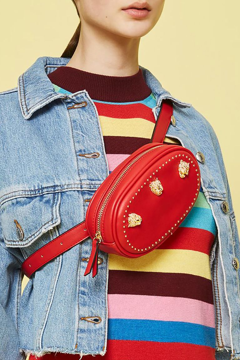 Ways to mix and match colors in your outfit how to mix colors fanny pack nvjuhfo Image collections