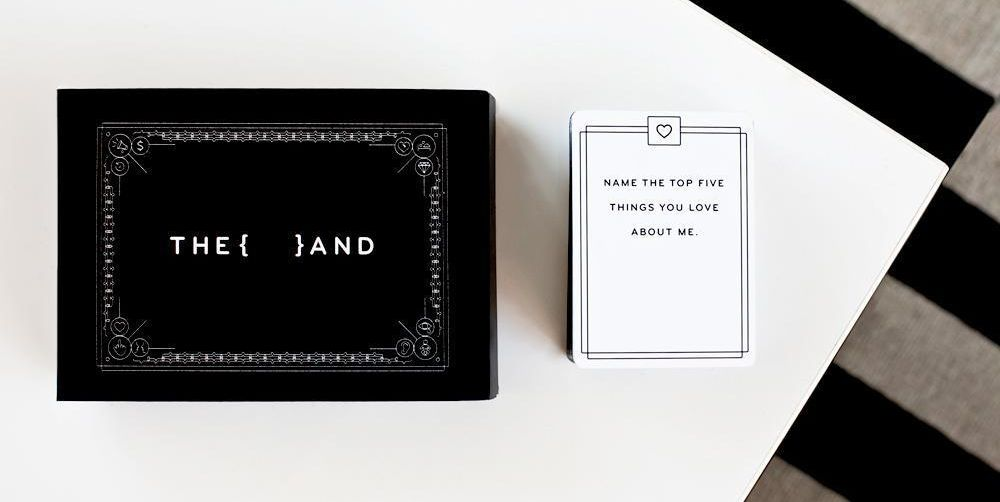 The Skin Deep - Couples Edition Cards - THE AND