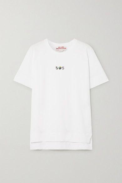 T-shirt cotone organico moda Primavera 2020