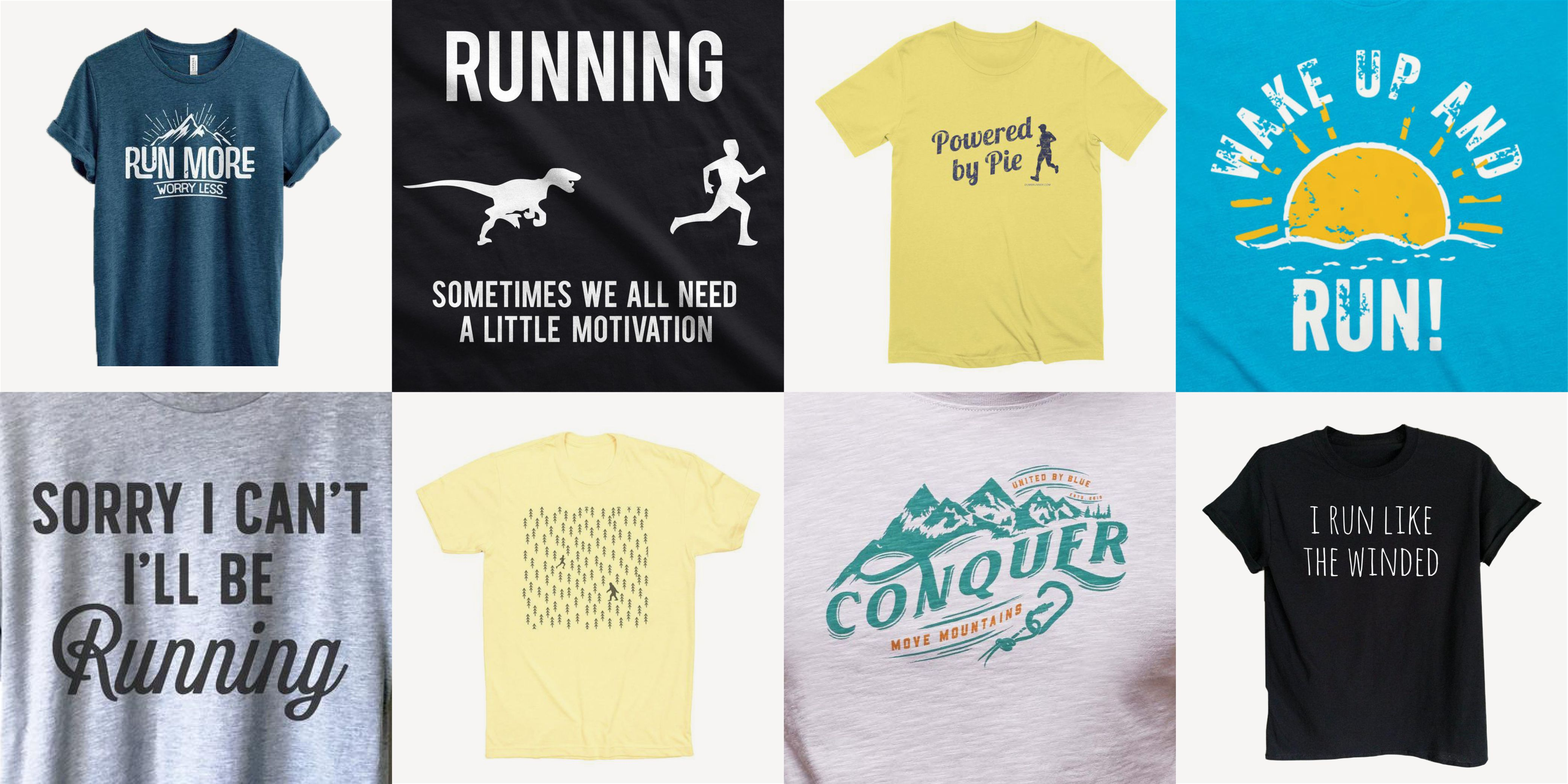 1178d8fc Funny Running Shirts - Fun Gifts for Your Running Friends